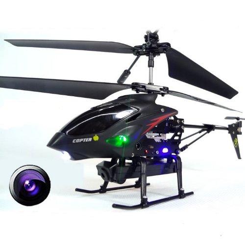 遥控飞机 3.5通道 带 摄像头 耐摔 遥控直升飞机 航拍飞行器