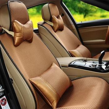 车如 汽车坐垫 棕色丰田新rav4/汉兰达/霸道