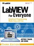 Book cover image for LabVIEW for Everyone: Graphical Programming Made Easy and Fun (3rd Edition)