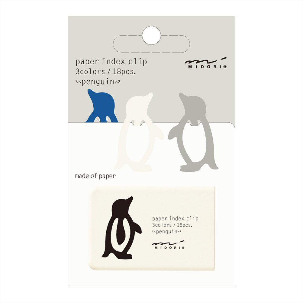 企鹅书签的折法图解