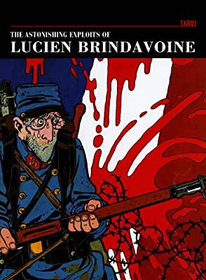 The Astonishing Exploits Of Lucien Brindavoine.pdf