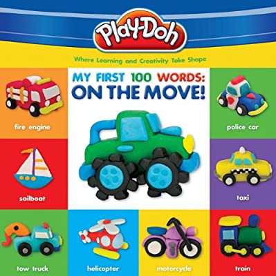 PLAY-DOH: My First 100 Words: On the Move.pdf