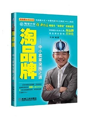 淘品牌:中小卖家突围之道.pdf