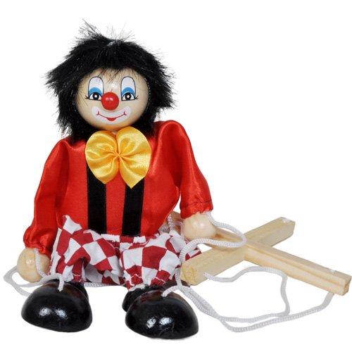 小丑提线木偶