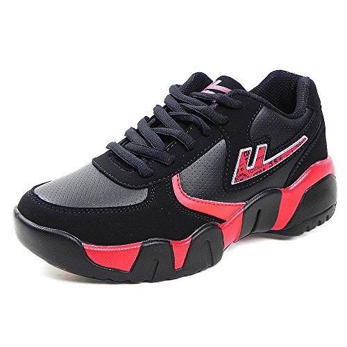 Warrior回力秋冬季新款男式专业篮球鞋时尚炫色休闲运动鞋 WB-3013