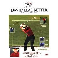 大卫·利百特高尔夫球教学影片:完美击球小秘方