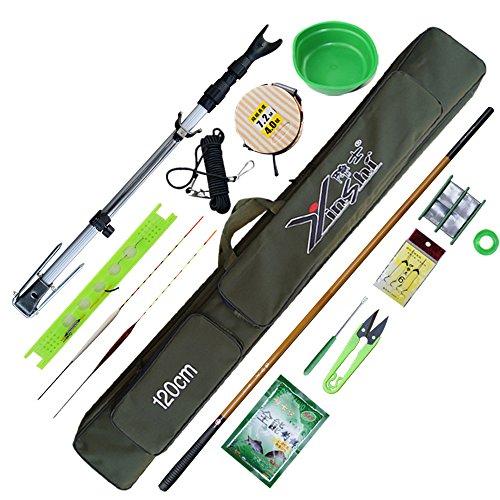 光威猛峰碳素台钓杆套装 渔具鱼竿套装 钓鱼竿 垂钓杆长节杆 台钓竿