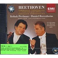 进口CD:贝多芬:小提琴协奏曲 2首浪漫曲