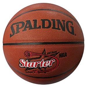 SPALDING 斯伯丁 篮球starter 74-721 橘色 99元包邮