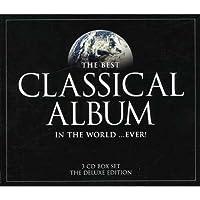 进口CD:史上最佳古典专辑精选集