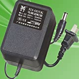 新英 变压器 XY-005K 输出DC24V 1500mA 电源适配器 直流电源 (黑色)-图片