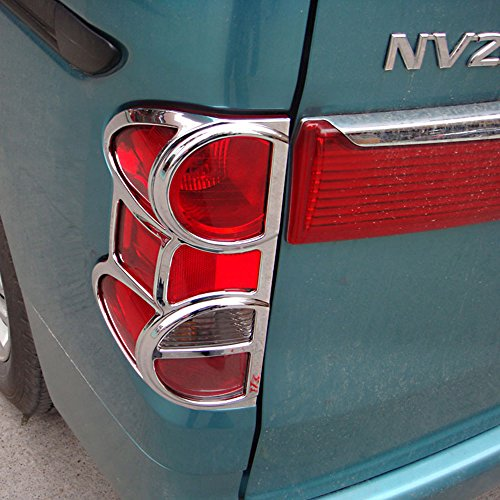 绅豪dee 日产nv200后灯框 后灯罩 尾灯装饰框 尾灯罩图片