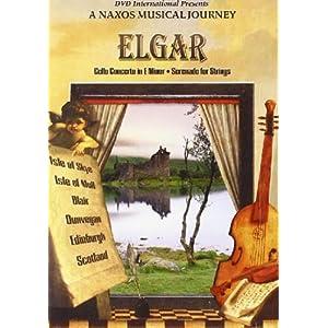 进口dvd:埃尔加:大提琴协奏曲(dvd)
