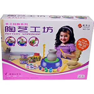 伶俐宝 LLB-9474 儿童陶艺机