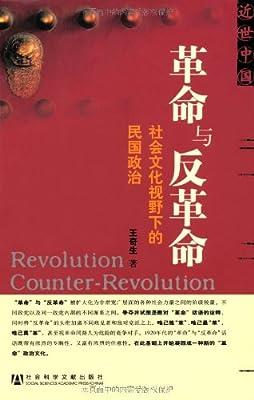 革命与反革命:社会文化视野下的民国政治.pdf