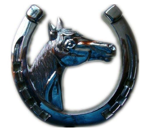 dian bin 点缤 香港马头中网标 汽车车标 马会中网标 镀银中网标 马会