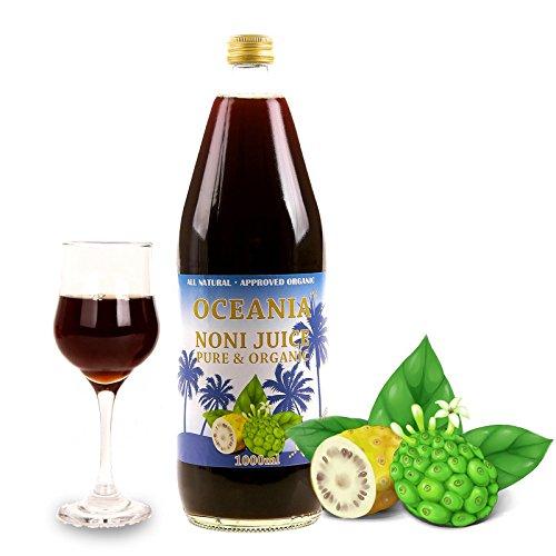 新西兰原瓶进口 大洋洲有机诺丽酵素原液 一升装诺丽果汁 多买多惠