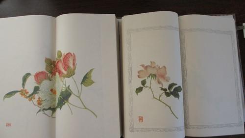 粤曲残夜泣笺曲谱-百花诗笺谱 套装共2册