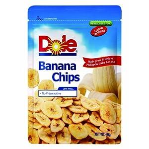 凑单品 Dole 都乐 香蕉干 60g 6.5元