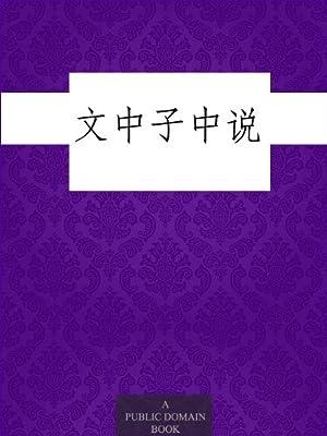文中子中说.pdf