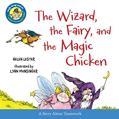 The Wizard, the Fairy, and the Magic Chicken.pdf