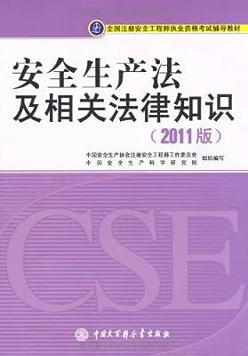 全国注册安全工程师执业资格考试辅导教材:安全生产及相关法律知识.pdf