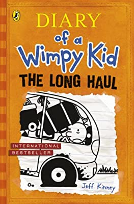 Diary of a Wimpy Kid: The Long Haul : Book 9.pdf