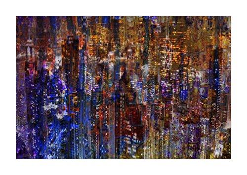 风景装饰画|抽象画装饰画|景观风格|城市景观|建筑物|装饰画分类|建筑