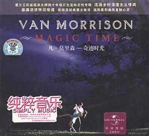 凡61莫里森:奇迹时光(cd)