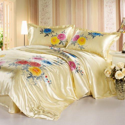 2.0米床 浪漫玫瑰图片图片