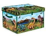 Neat-Oh ZipBin完美创新的恐龙玩具收纳盒-图片