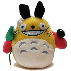 雅德森超萌龙猫公仔玩偶 毛绒玩具布娃娃 可爱生日礼物女生 (28厘米