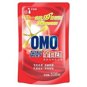中国亚马逊 奥妙金纺等 满45元送奥妙洗衣液508g+满88-20