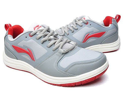 Li Ning 李宁 都市轻运动系列综合运动鞋 男 gray