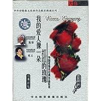 我的爱人像一朵红红的玫瑰
