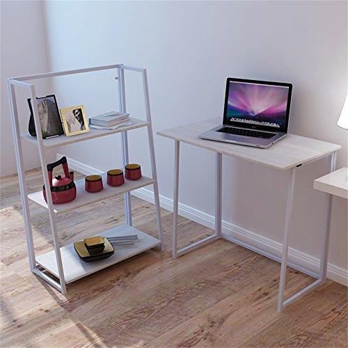 翊通 免安装折叠电脑桌 台式家用笔记本电脑桌 简易折叠书桌折叠