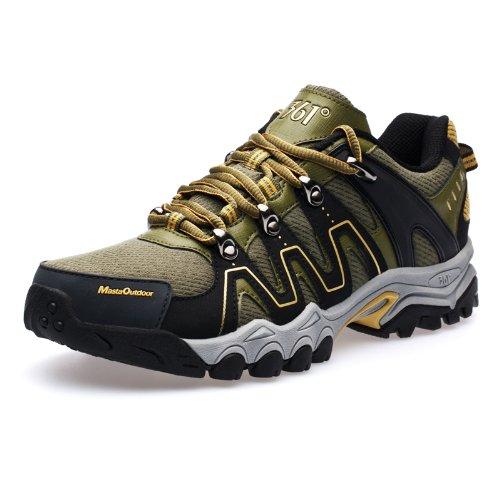 361度 361°度正品透气休闲低帮登山鞋男子户外运动旅游鞋 7233324