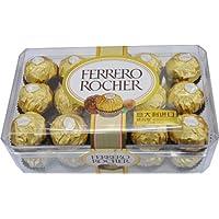 FERRERO ROCHER 费列罗 榛果威化巧克力(T30、375g)