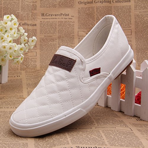 卓不凡 新款低帮男士懒人鞋 一脚蹬休闲单鞋子 套脚舒适免擦洗板鞋