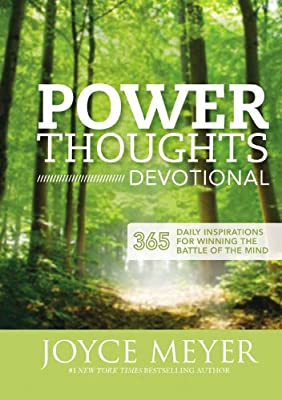 Power Thoughts Devotional: 365 Daily Inspirations for Winning the Battle of the Mind.pdf