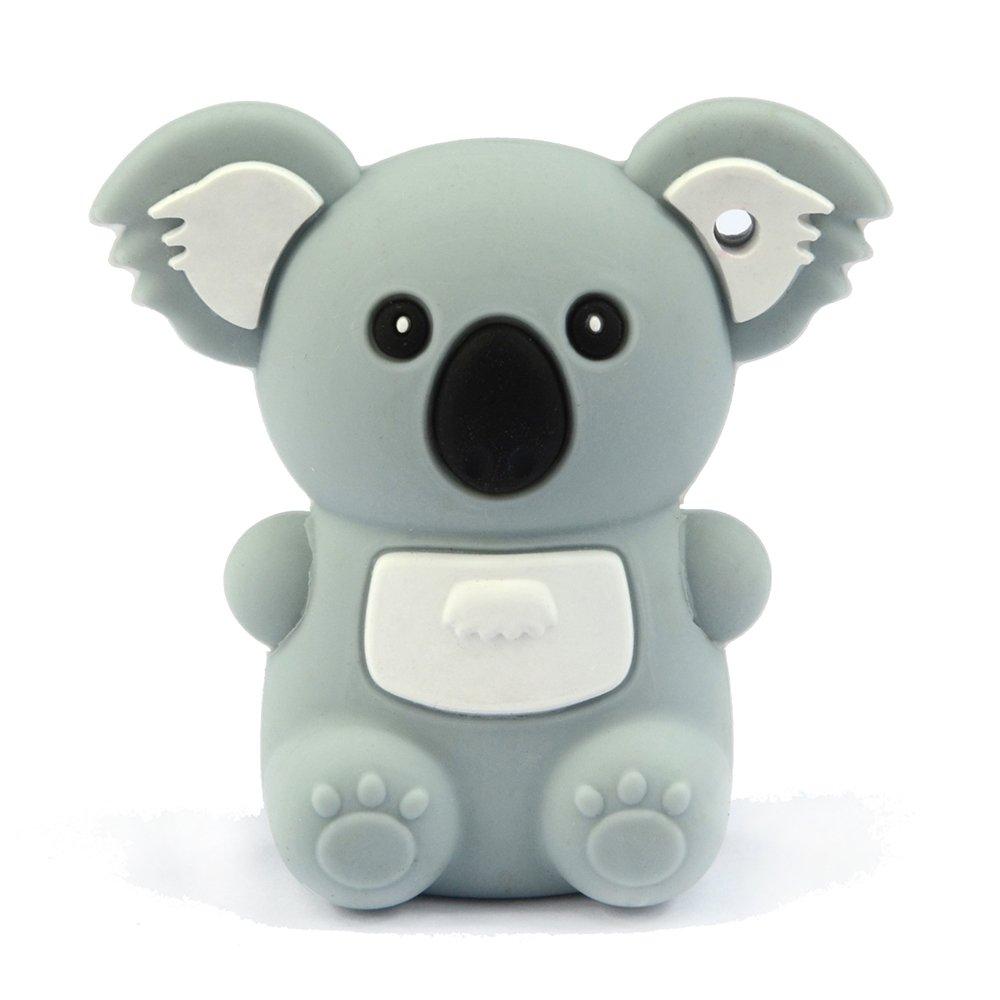 hiqitech 希祺创意 可爱趣味u盘 动物造型动漫个性考拉树熊u盘8g 16g