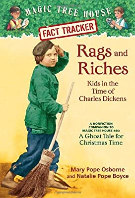 Rags and Riches: Kids in the Time of Charles Dickens: A Nonfiction Companion to a Ghost Tale for Christmas Time.pdf