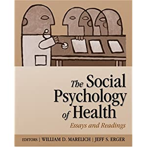 the social psychology of health essays and readings
