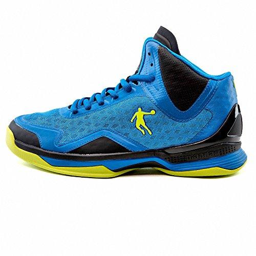 乔丹 官方2014高帮耐磨减震防滑男款运动篮球鞋 XM2540101