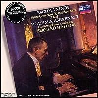 进口CD:RACHMAINOV
