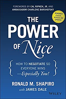 The Power of Nice: How to Negotiate So Everyone Wins - Especially You!.pdf