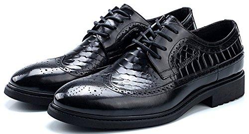 mulinsen 木林森 2014春秋新款男鞋经典复古布洛克皮鞋休闲舒适低帮鞋子