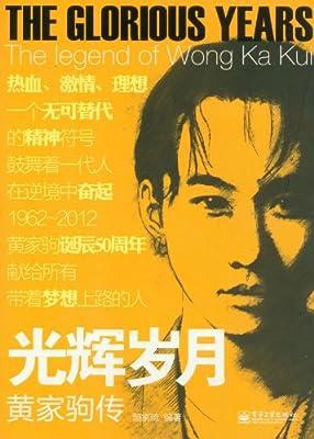 光辉岁月:黄家驹传.pdf
