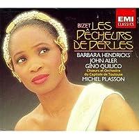 进口CD:歌剧采珠女Bizet Les Pêcheurs de Perles