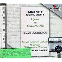 进口CD:莫扎特和舒伯特:著名歌剧咏叹调